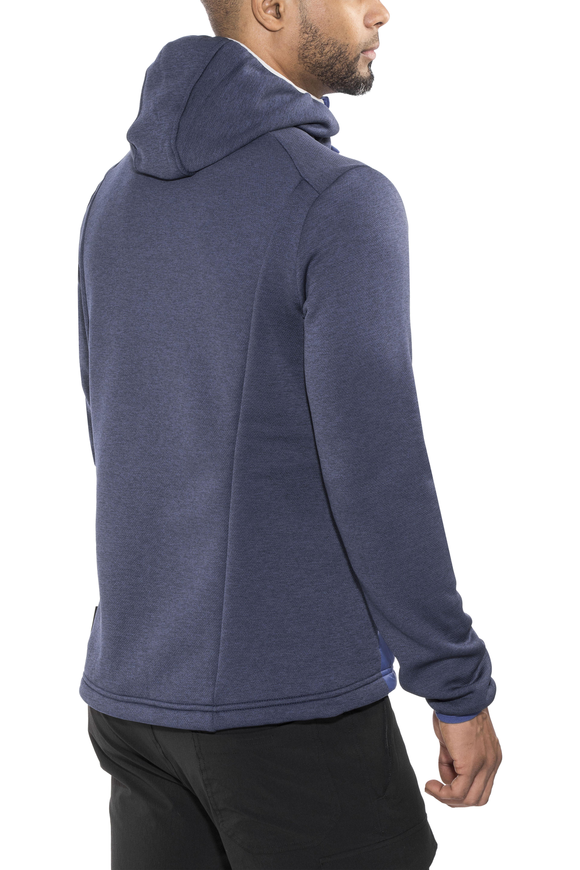 Jack Wolfskin Skyland Crossing Fleece Jacket Men royal blue   campz.de 893ef567d2
